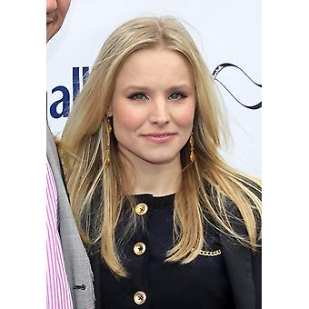 Kristen Bell At A Public Appearance For Marshalls Hosts Dress For Success Fashion Show Union Square New York Ny April 28 2010 Photo By Rob KimEverett Collection Celebrity