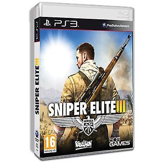 Sniper Elite 3 (PS3) - Neu
