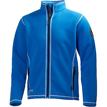 Helly Hansen Mens Hay River Warm Polyester Full Zip Fleece Jacket
