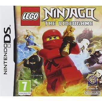 LEGO Ninjago (Nintendo DS) - Nouveau