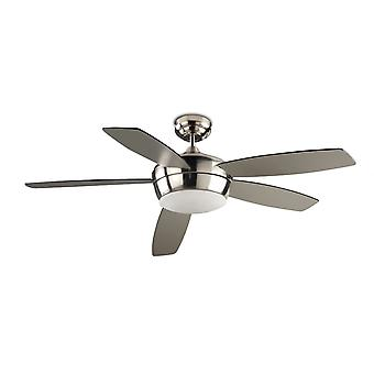 Ceiling Fan Samal Nickel 132cm / 52
