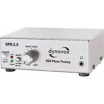 Dynavox UPR-2,0 voorversterker