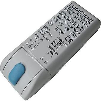 Barthelme LEDTREIB67 LED driver Constant stroom 0.35 - 0.7 A 18 - 32 V DC dimbaar, Goedgekeurd voor gebruik op meubels