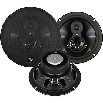 Hifonics Triax 6x9 3 way triaxial flush mount speaker 250 W