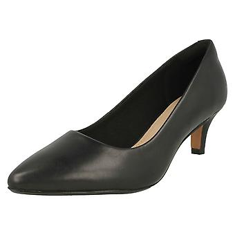 Clarks Ladies punte corte Toe scarpe Linvale Jerica