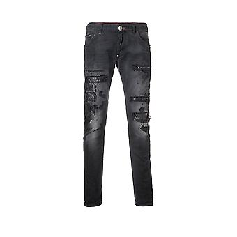 Jean Skinny Stretch Möröy - Philipp full