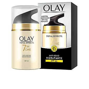 Olay Total Effects Anti-edad Hidratante Spf30 50 Ml For Women