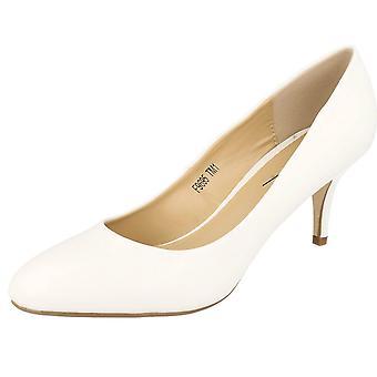 女士们安妮米歇尔中跟法院鞋