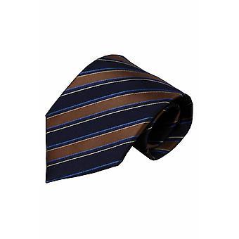 Blauwe stropdas Sorrento 01