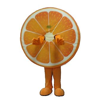 Maskottchen Riesen Orange, citrus SPOTSOUND