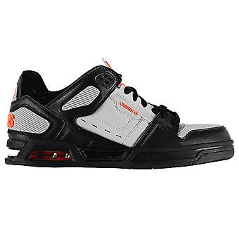 Osiris Mens Peril Trainers Skate Shoes Lace Up Padded Ankle Collar Tongue Retro
