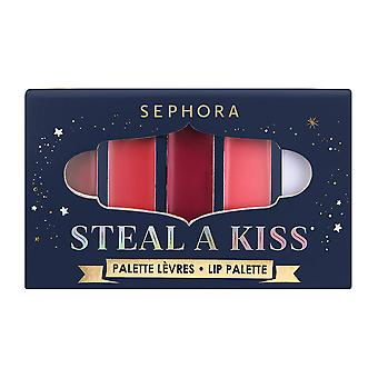 Sephora Steal A Kiss Lip Palette 5 X 0.027oz/5 X 0.77g New In Box