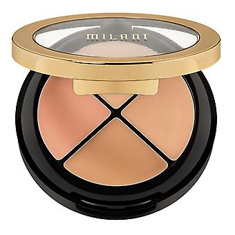 Milani Conceal + Perfect All In One Concealer Kit-02 Light to Medium
