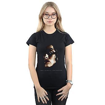 Harry Potter kobiet Bellatrix Lestrange portret T-Shirt