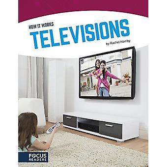 How It Works - Televisions by Rachel Hamby - 9781635173024 Book