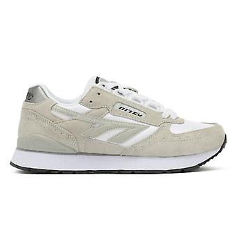 Hi-Tec Silver Shadow White / Cool Grey Trainers