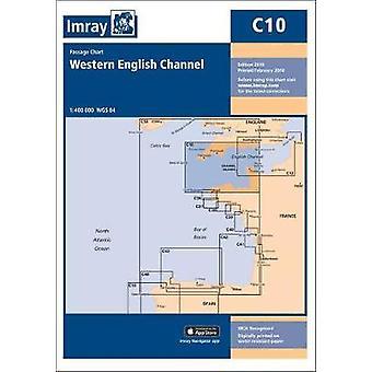 Imray Chart C10 - Western English Channel Passage Chart by Imray Chart