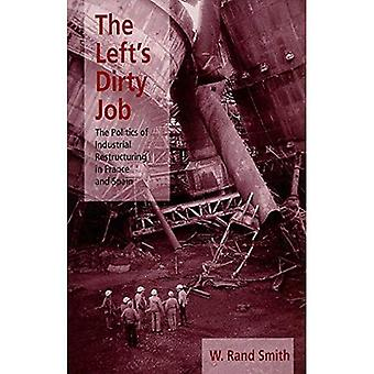 The Left&s Dirty Job : The Politics of Industrial Restructuring in France and Spain