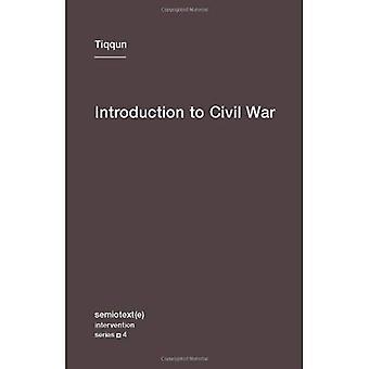 Introduction à la guerre civile (Semiotext
