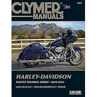 Harley Davidson Flh/Flt Touring moto Repair Manual 2010-2013 (manuels Clymer)