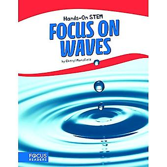 Focus op de golven