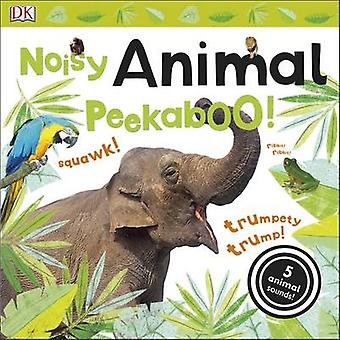 Laut Tier Peekaboo! von DK - 9780241187791 Buch