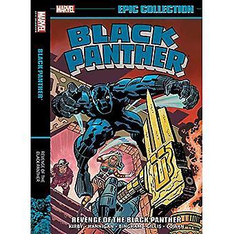 Black Panther epische Sammlung: Rache des schwarzen Panthers