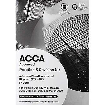ACCA avancé d'imposition FA2018: Pratique et Kit de révision