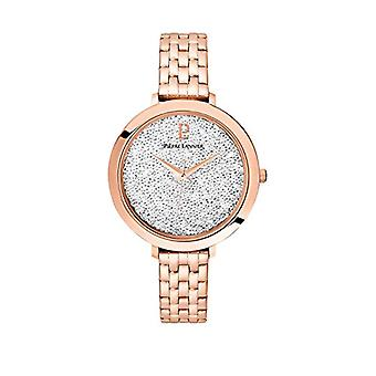 Pierre Lannier 100H909-wrist watch for women, plated stainless steel, color: pink