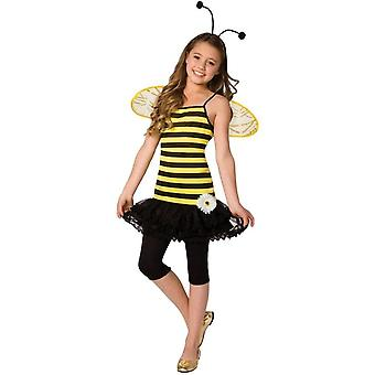 Sweet Bee Child Costume