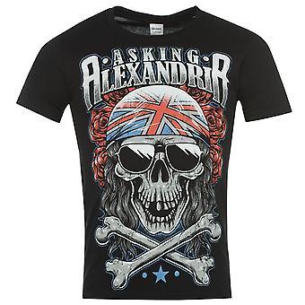 Pâte Alexandrie Mens T-Shirt Tee Top