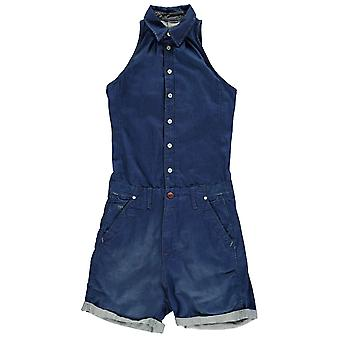G Star Womens Navy Page bas combi