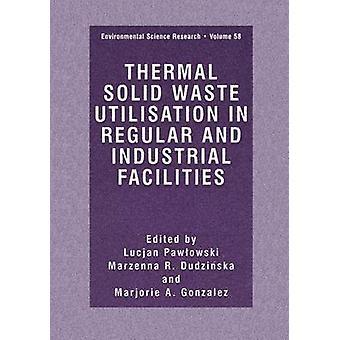 Thermische solide Abfallverwertung in regelmäßigen und industriellen Einrichtungen von Pawlowski & Luzian