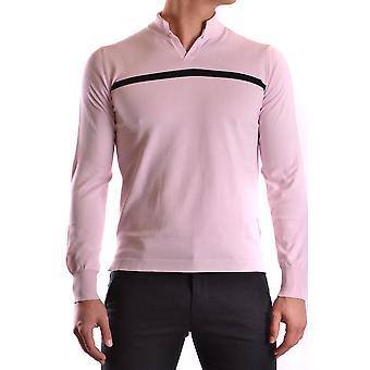 Dondup Ezbc051022 Men's Pink Cotton Sweater