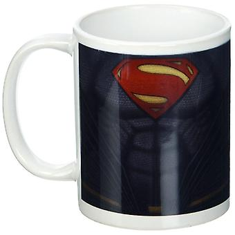 Batman v Superman: Dawn of Justice Superman Suit Mug