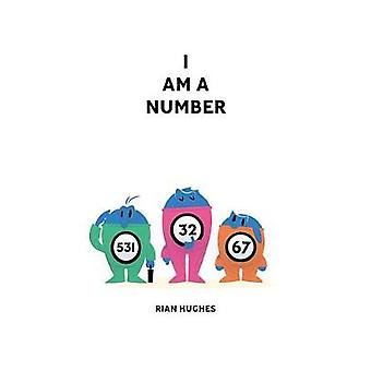 I Am A Number by Rian Hughes - 9781603094191 Book