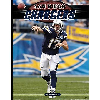 San Diego Chargers by Bernie Wilson - 9781617140266 Book