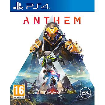 Anthem PS4 spel