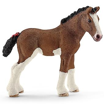 Schleich Clydesdale Foal