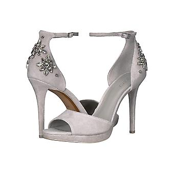 Michael Michael Kors Patti jurk sandalen parel grijs 11M