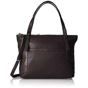 Liebeskind Berlin Newark Heasti - Donna Braun Shoulder Bags (Eagle Brown) 13x32x37 cm (L x H D)