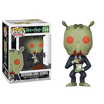 Rick And Morty Cornvelious Daniel Funko Pop Vinyl Figure