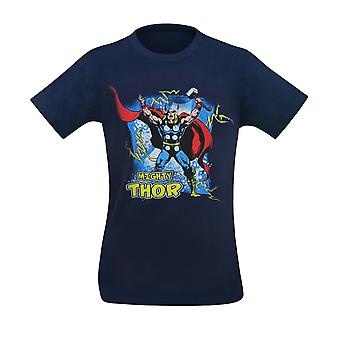 Mighty Thor by John buscema miehet ' s T-paita