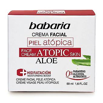 بابريا الاستشرائية/الاكزيما/الوجه حساسة جداً كريم 50 مل