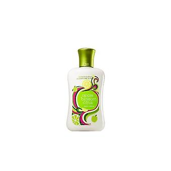 Bath & Body Works Apple Blossom Citrus Body Lotion 8 oz / 236 ml (Pack of 2)