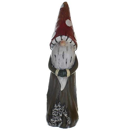 Mushroom Gnome 29cm Woodland Range