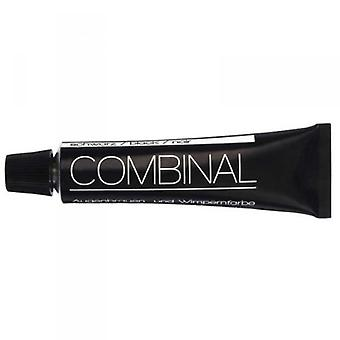 Salon System Combinal Dye For Eyebrows and Eyelashes Black Tint 15ml