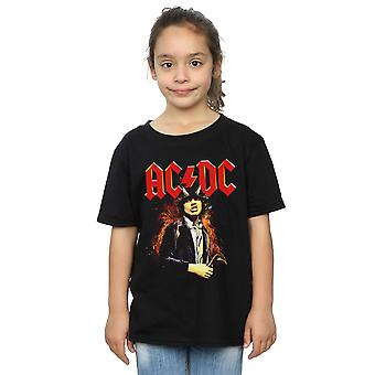 AC/DC Girls Angus Highway To Hell T-Shirt