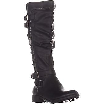 White Mountain Womens Remi Closed Toe Mid-Calf Fashion Boots
