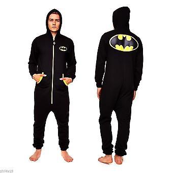 Batman Herre onesie Jumpsuit (bat mand)